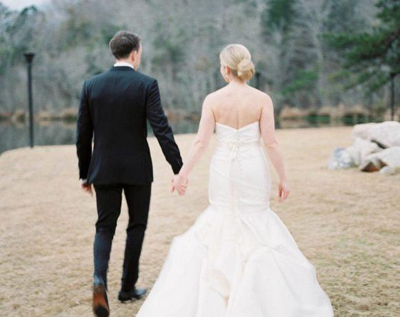 Exquisite Winter Wedding