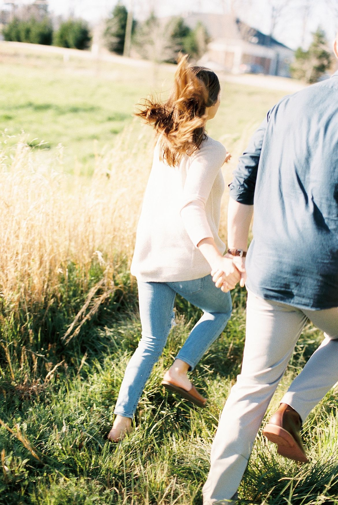 Open Fields Engagement Session