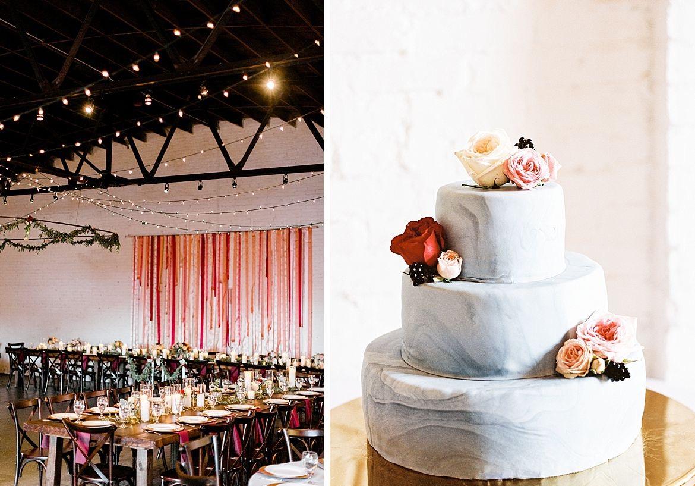 Marble & Wine Wedding