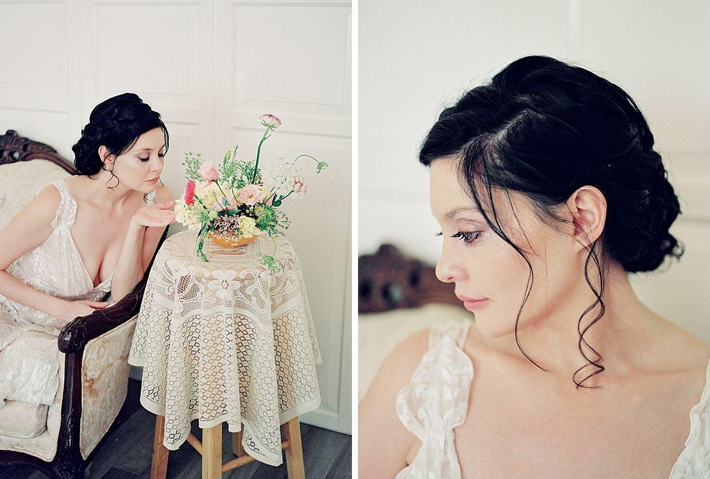 Paris Bridal Boudoir