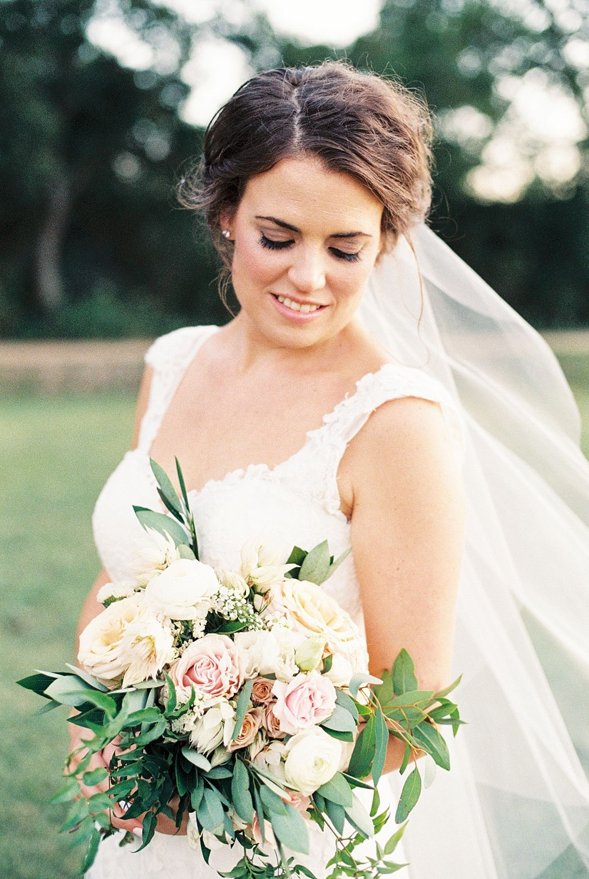 Organic Timeless Elegant Wedding Inspiration