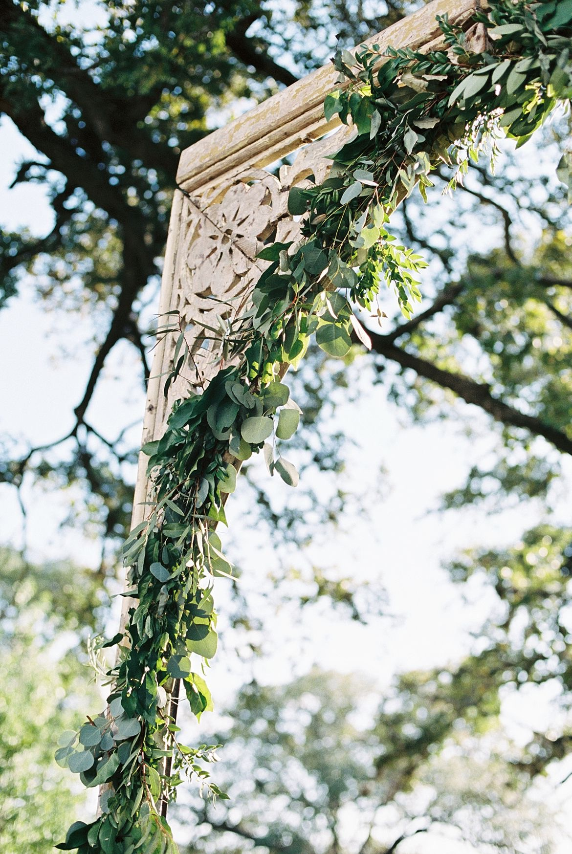 Organic Outdoor Wedding