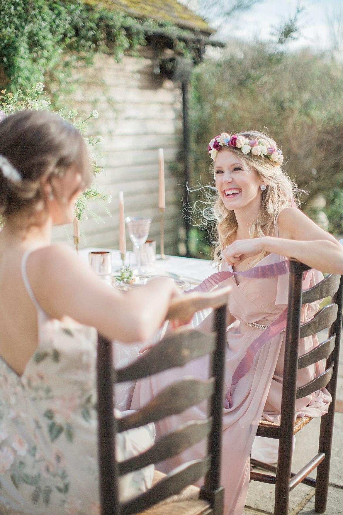 English Cottage Wedding Inspiration