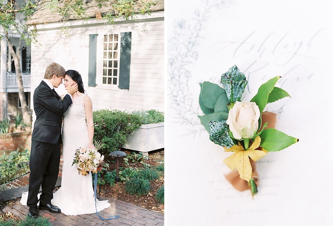 Garden Elopement Inspiration
