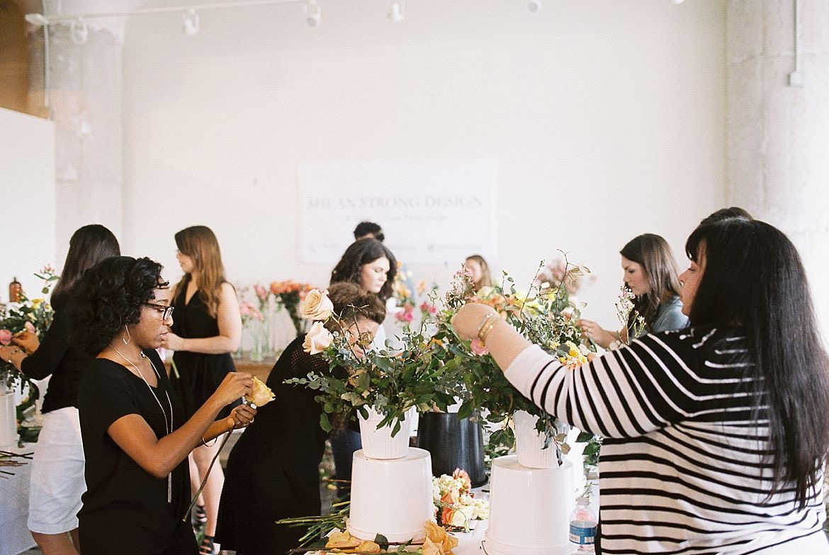 Shean Strong Event & Floral Design