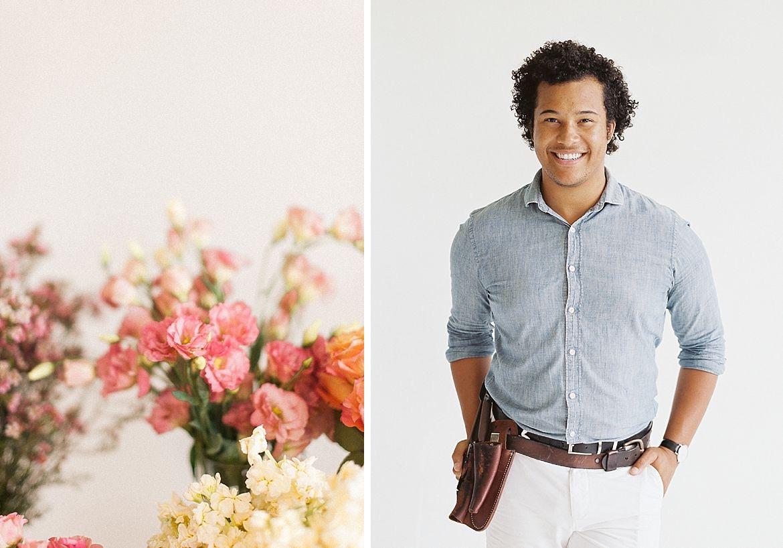 Shean Strong Floral Design Inspiration