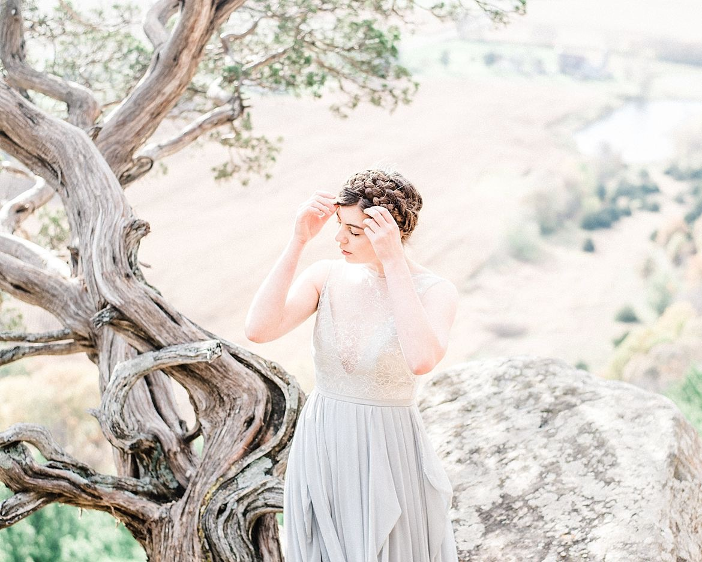 Unique Bridal Style