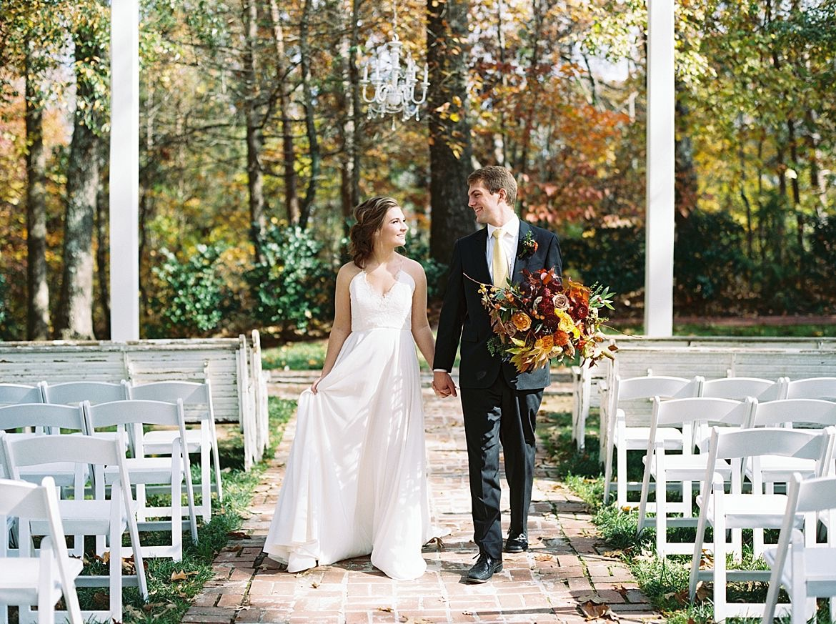 Autumn Wedding Inspiration