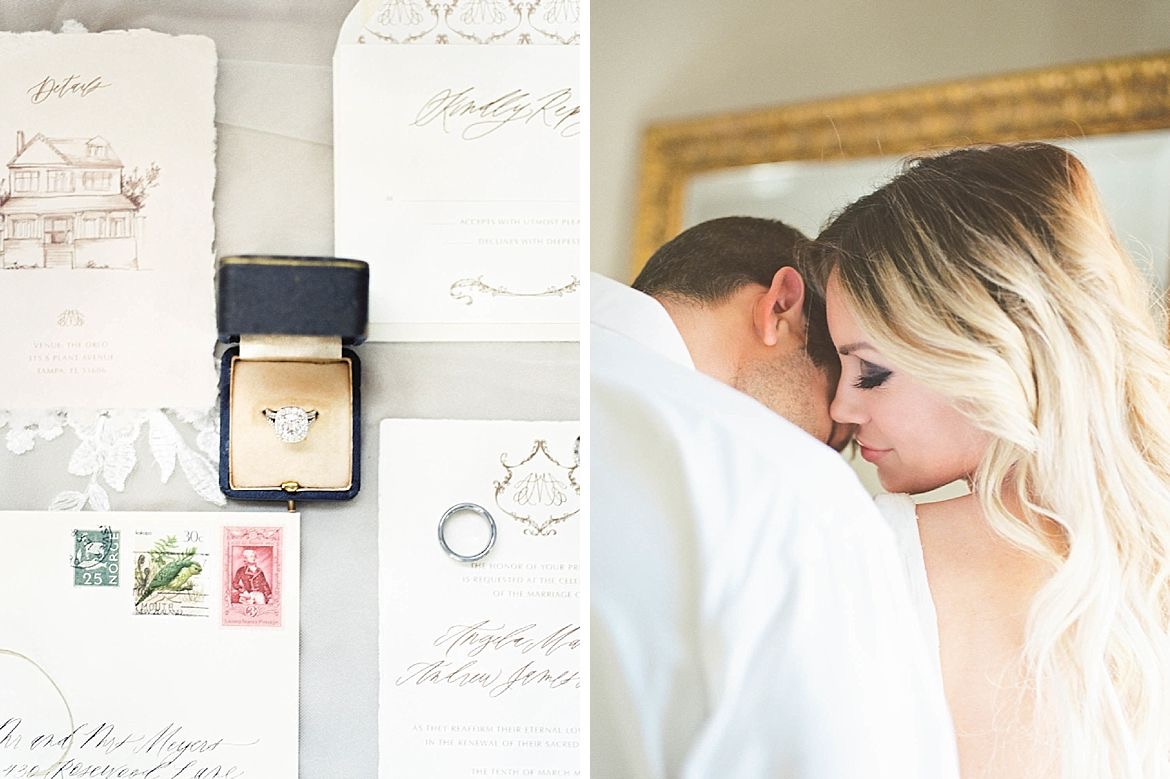 Intimate Vow Renewal Inspiration