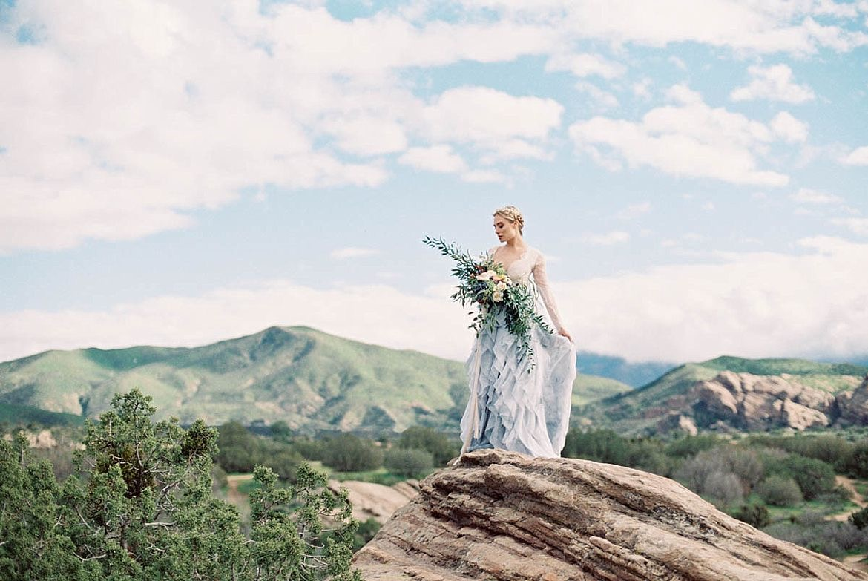 Natural California Wedding Inspiration