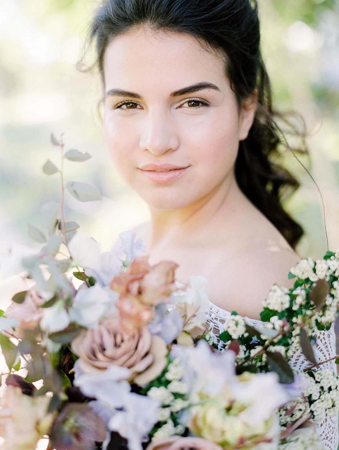 Feminine Bridal Inspiration