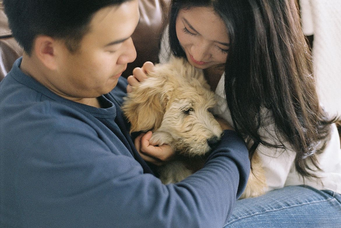 Home Couples Session inspiration