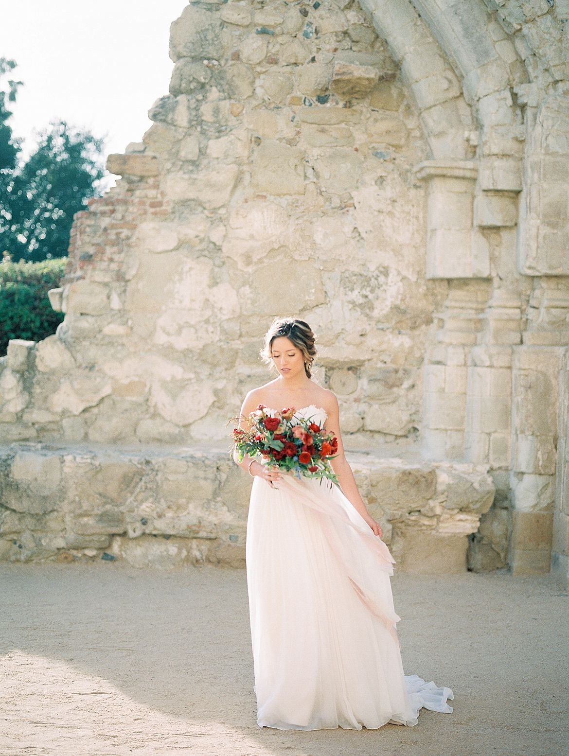 Spanish Mission Wedding Inspiration