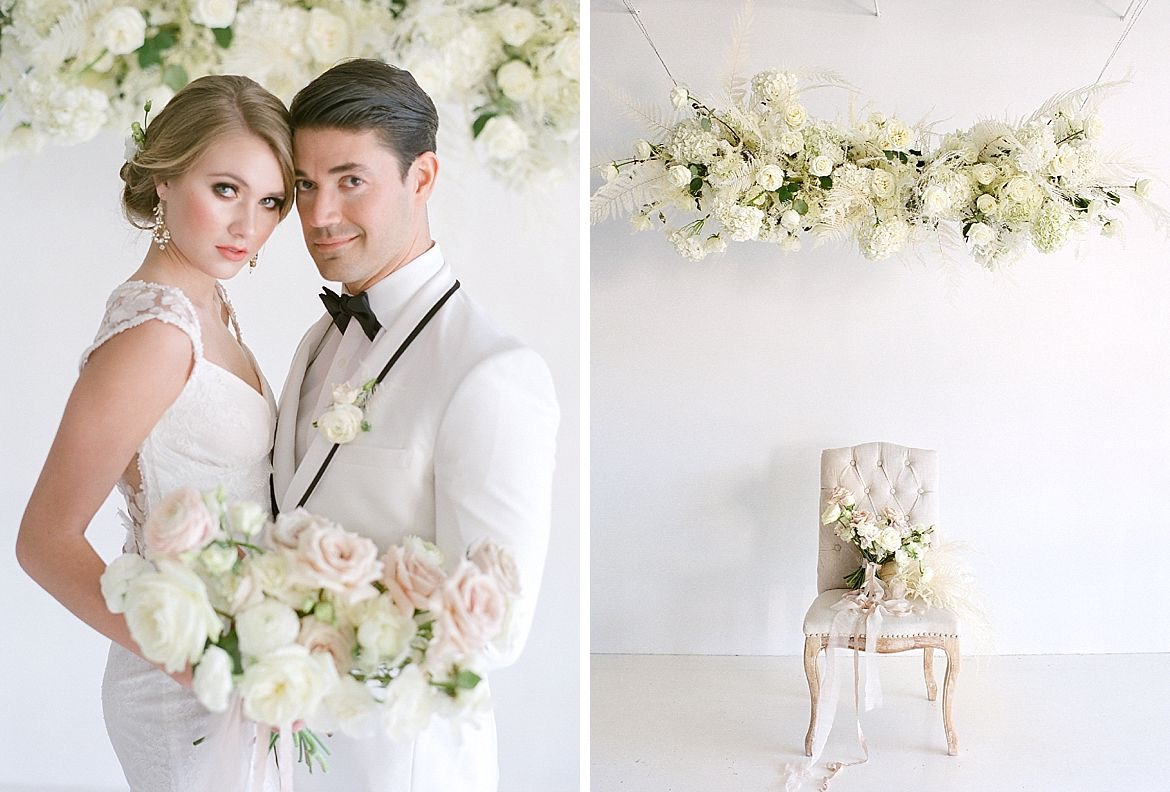 Black Tie Wedding inspiration