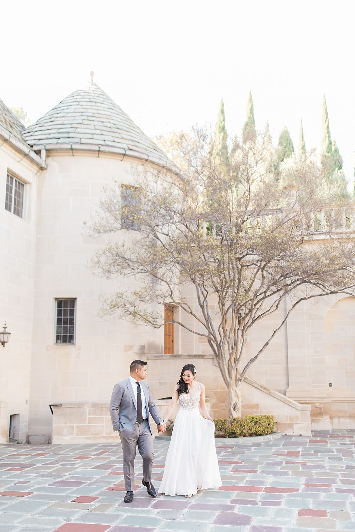 Beverly Hills Engagement Session