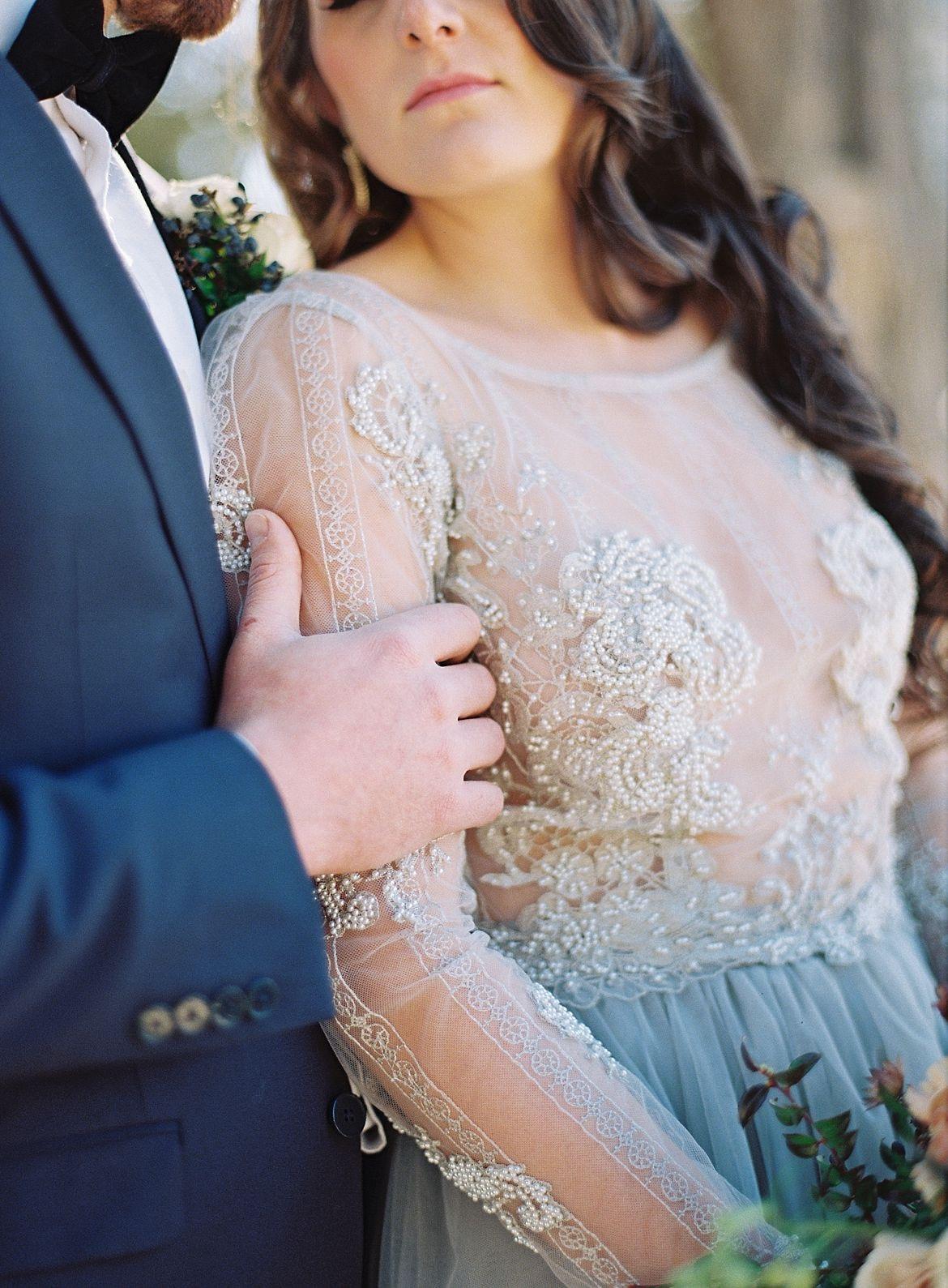 Dark Moody Wedding Inspiration
