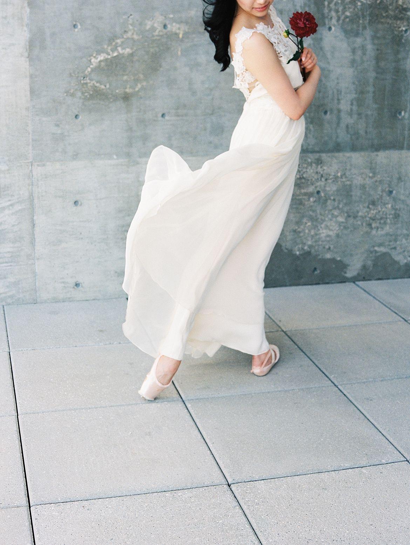 Ballet Bridal Inspiration