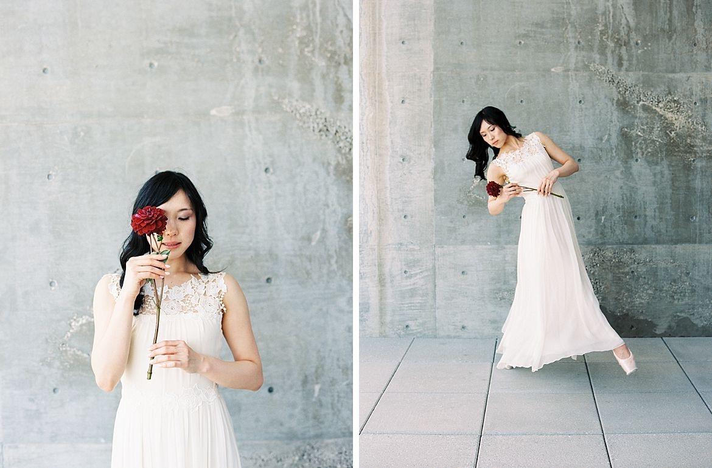 Ballerina Bridal Inspiration