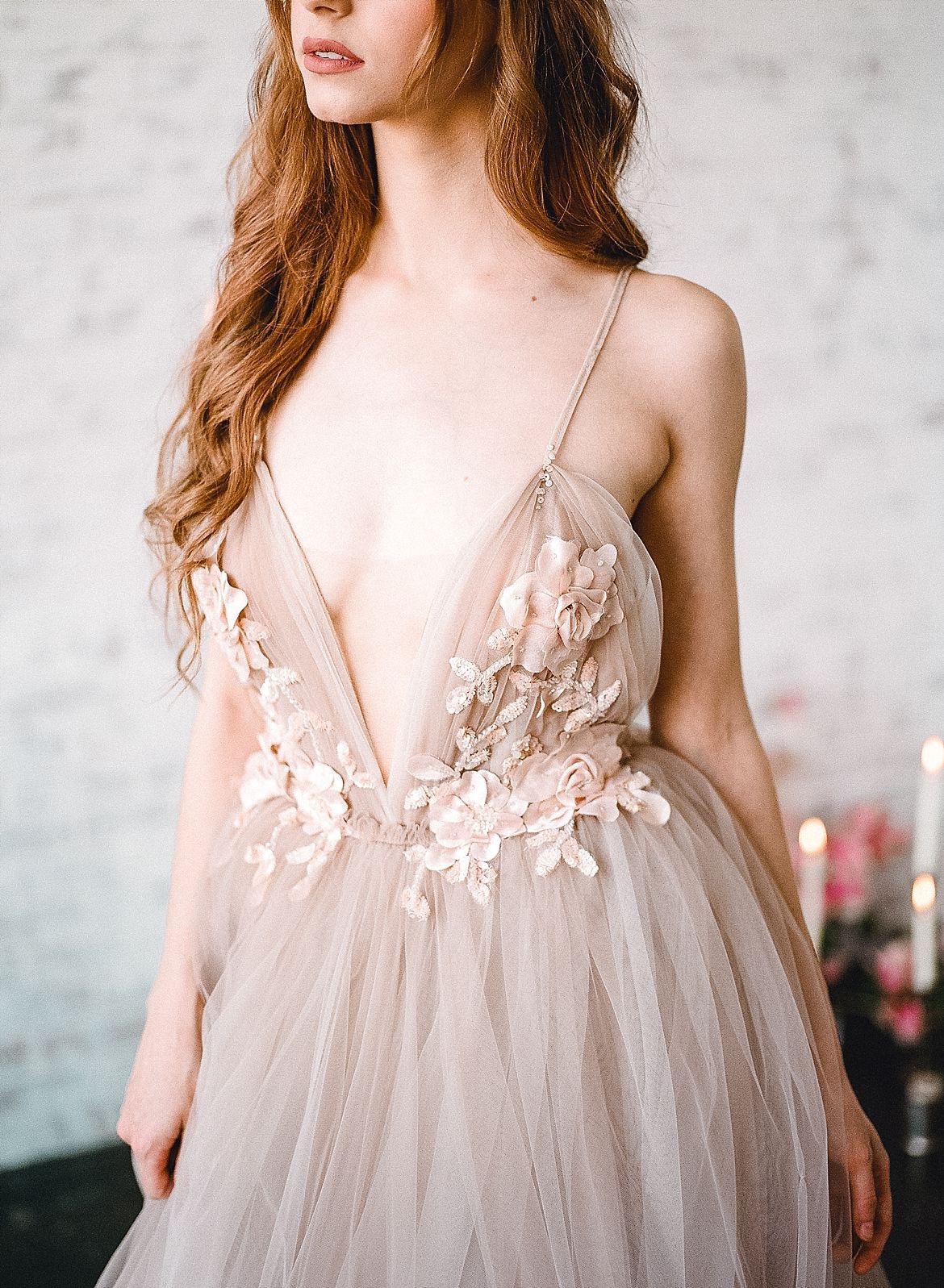 Springtime Bridal Style