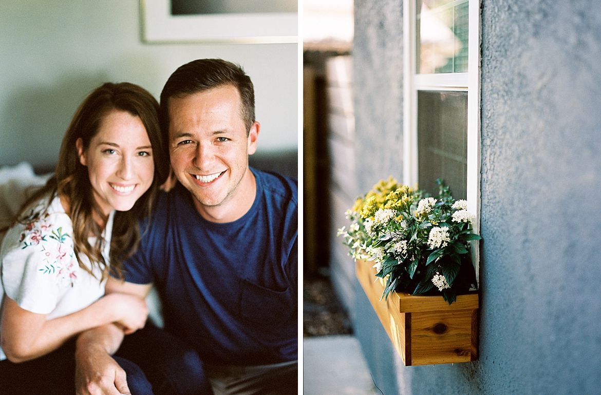 Home Couples Session