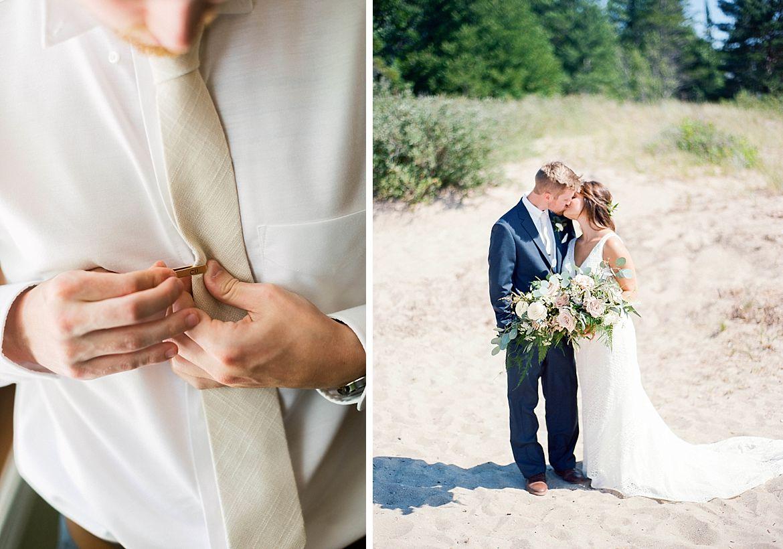 Classic Beach Wedding Inspiration
