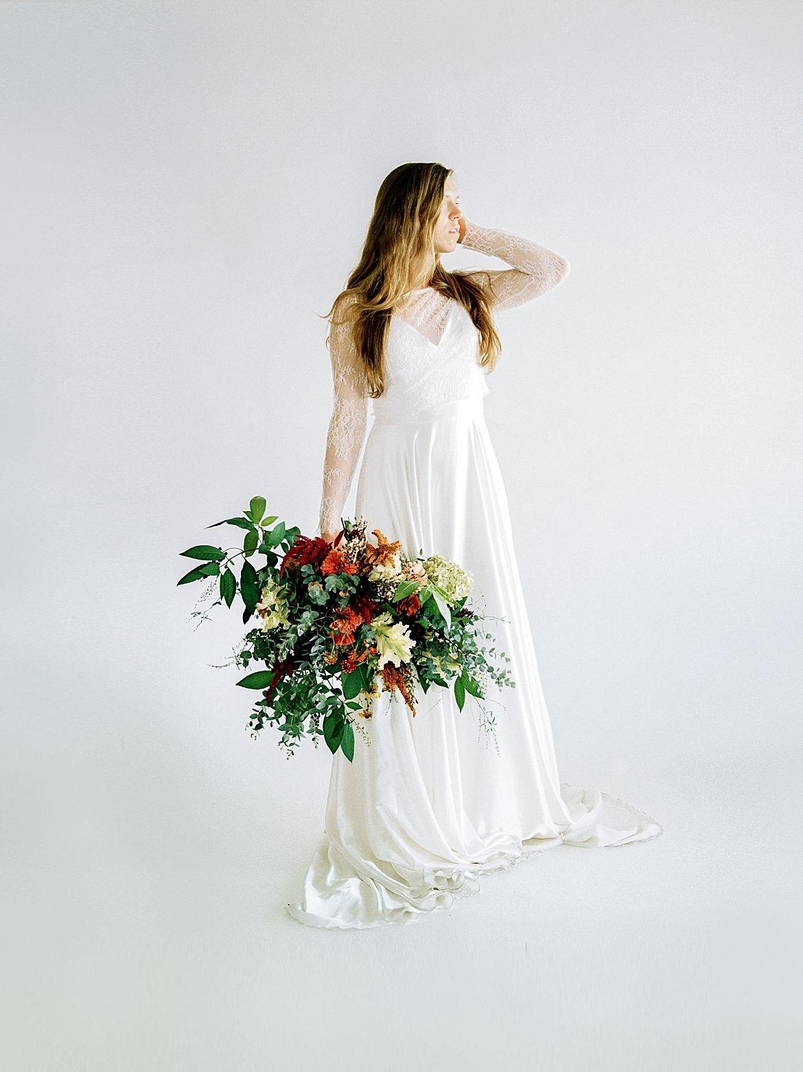 Studio Bridal Session Inspiration