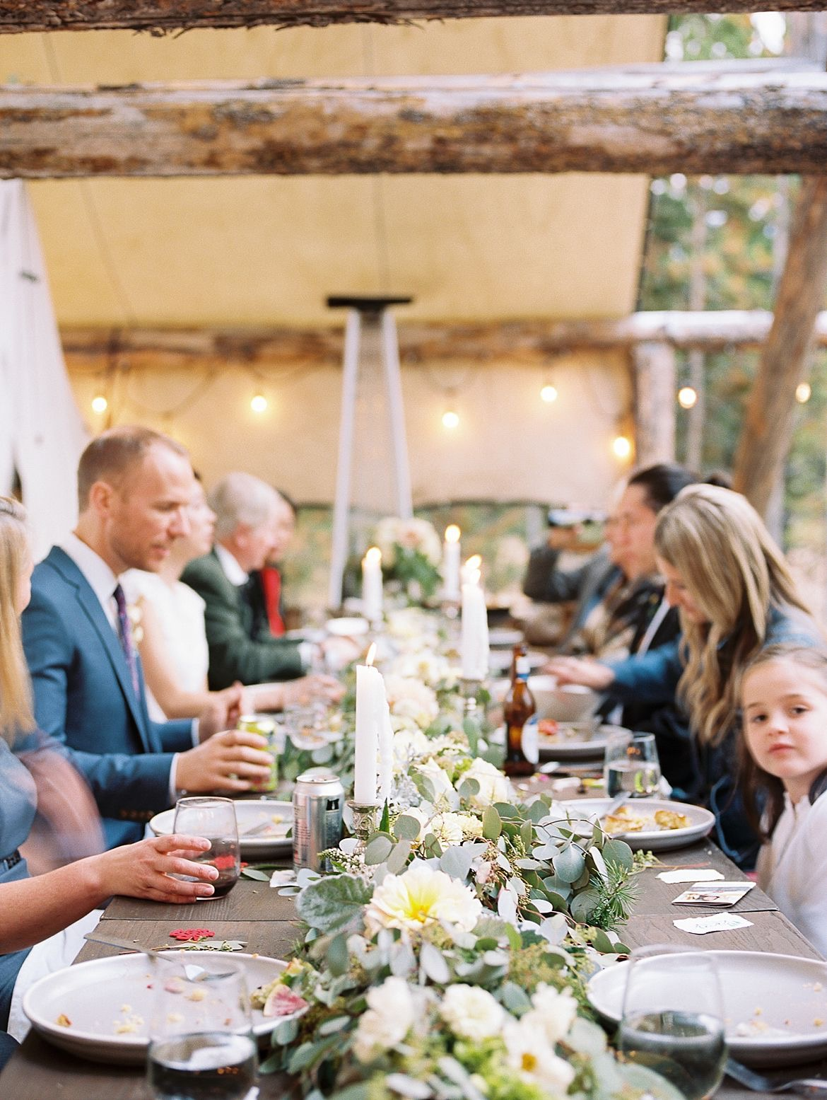 Camping Wedding Inspiration