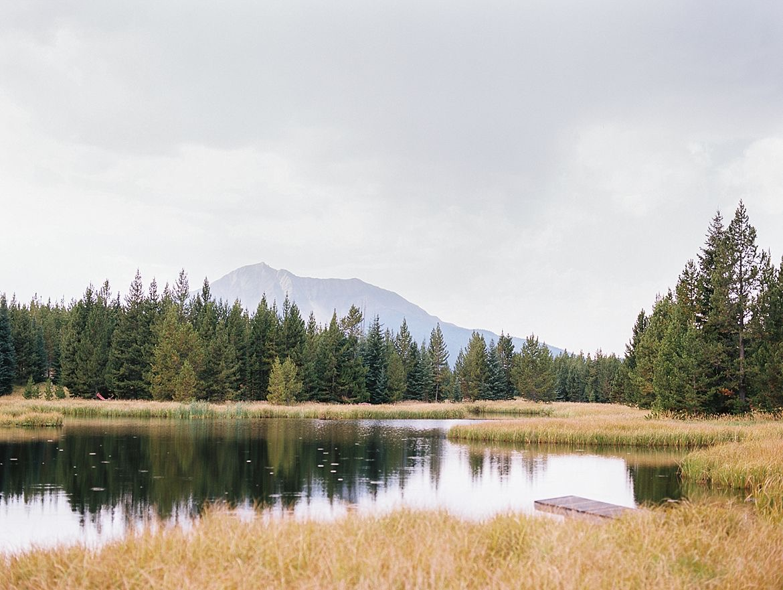 Yellowstone Elopement Inspiration