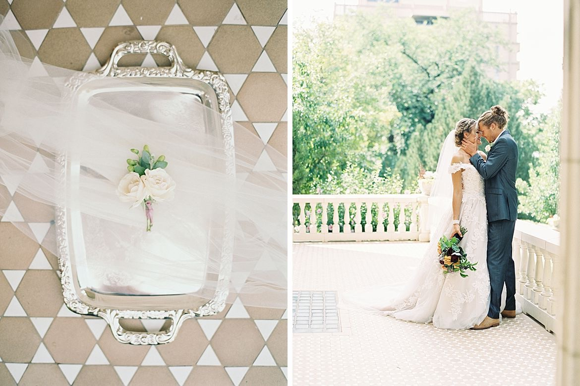 Mansion Wedding Inspiration