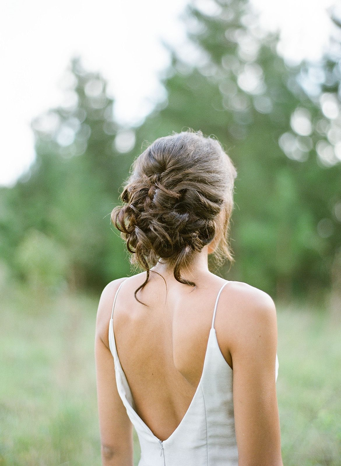 Nature Bridal Inspiration