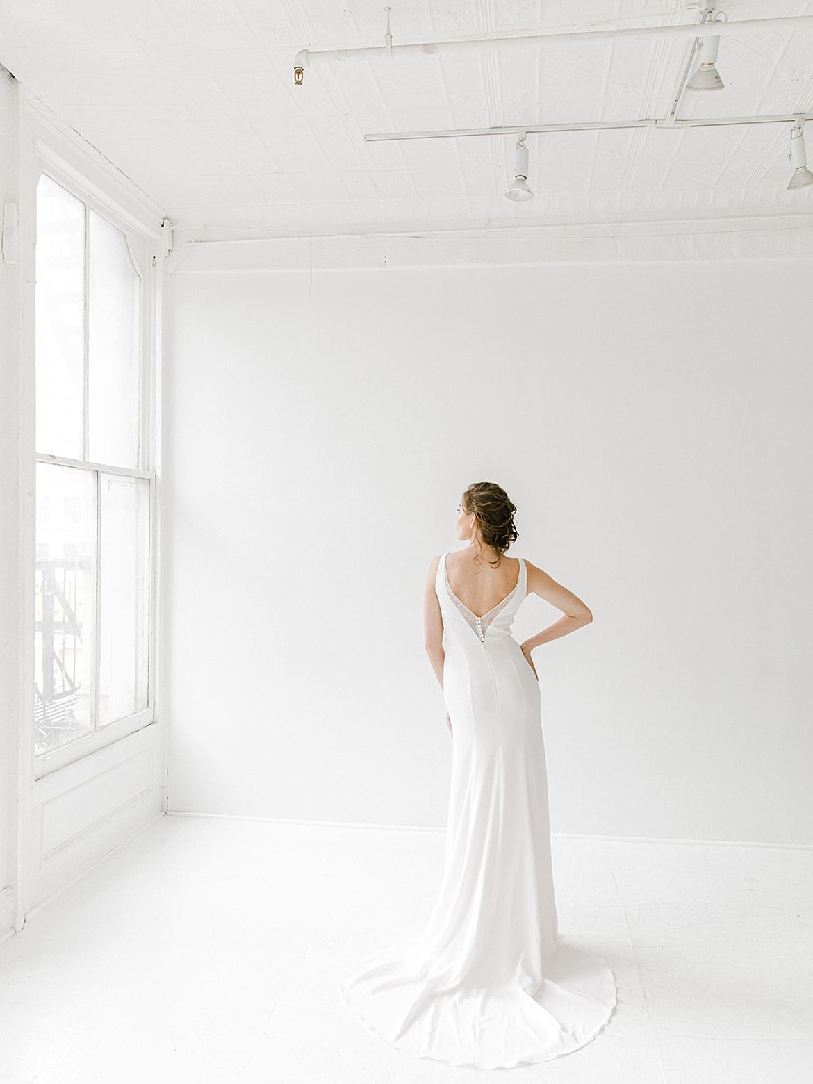 Clean Modern Wedding Inspiration