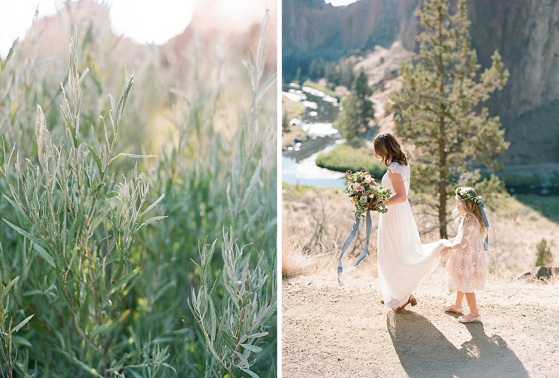 Oregon Adventure Elopement Inspiration