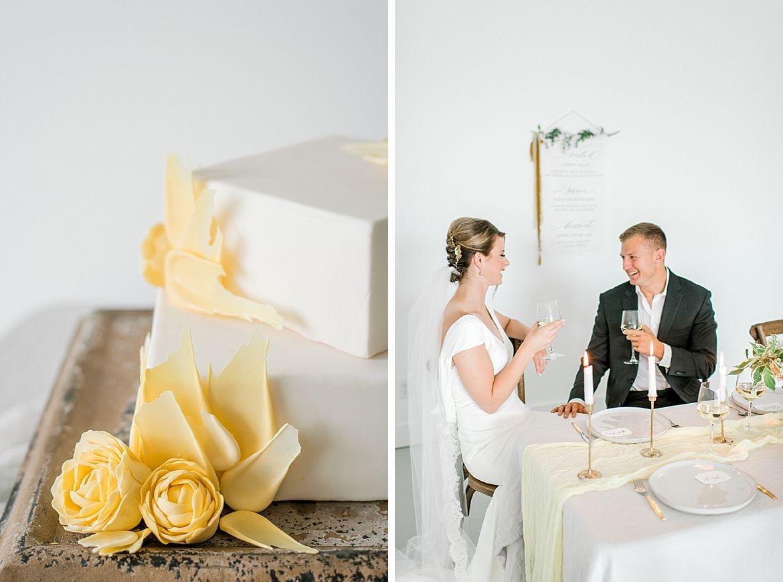 Classic White Wedding Inspiration