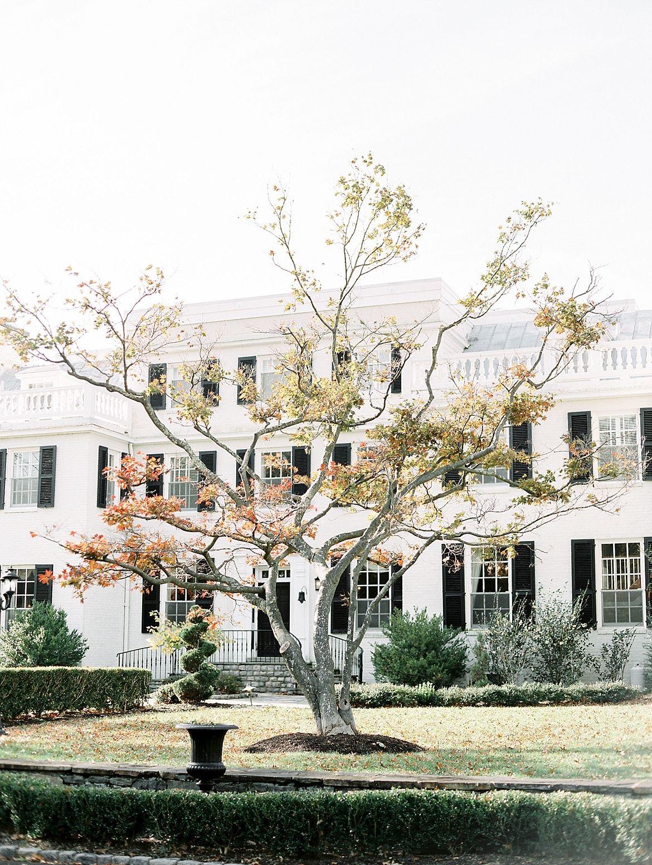 Mansion Wedding Inspiration