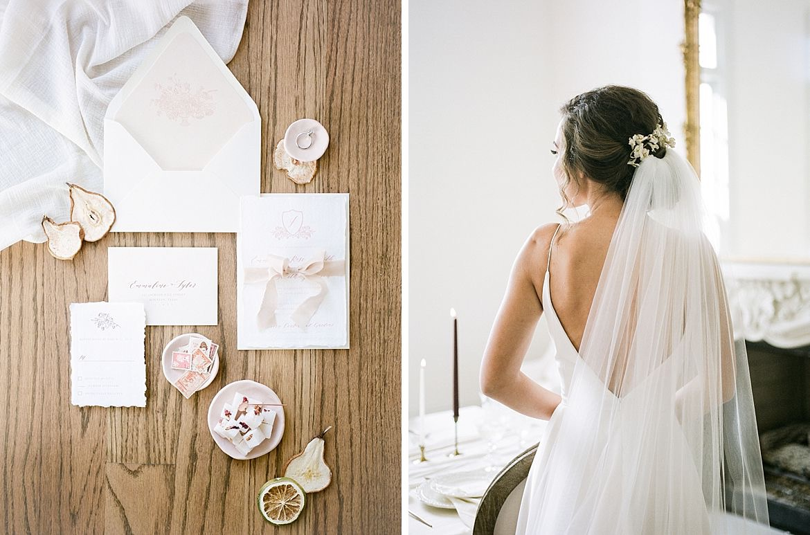 Feminine Flower Wedding Inspiration