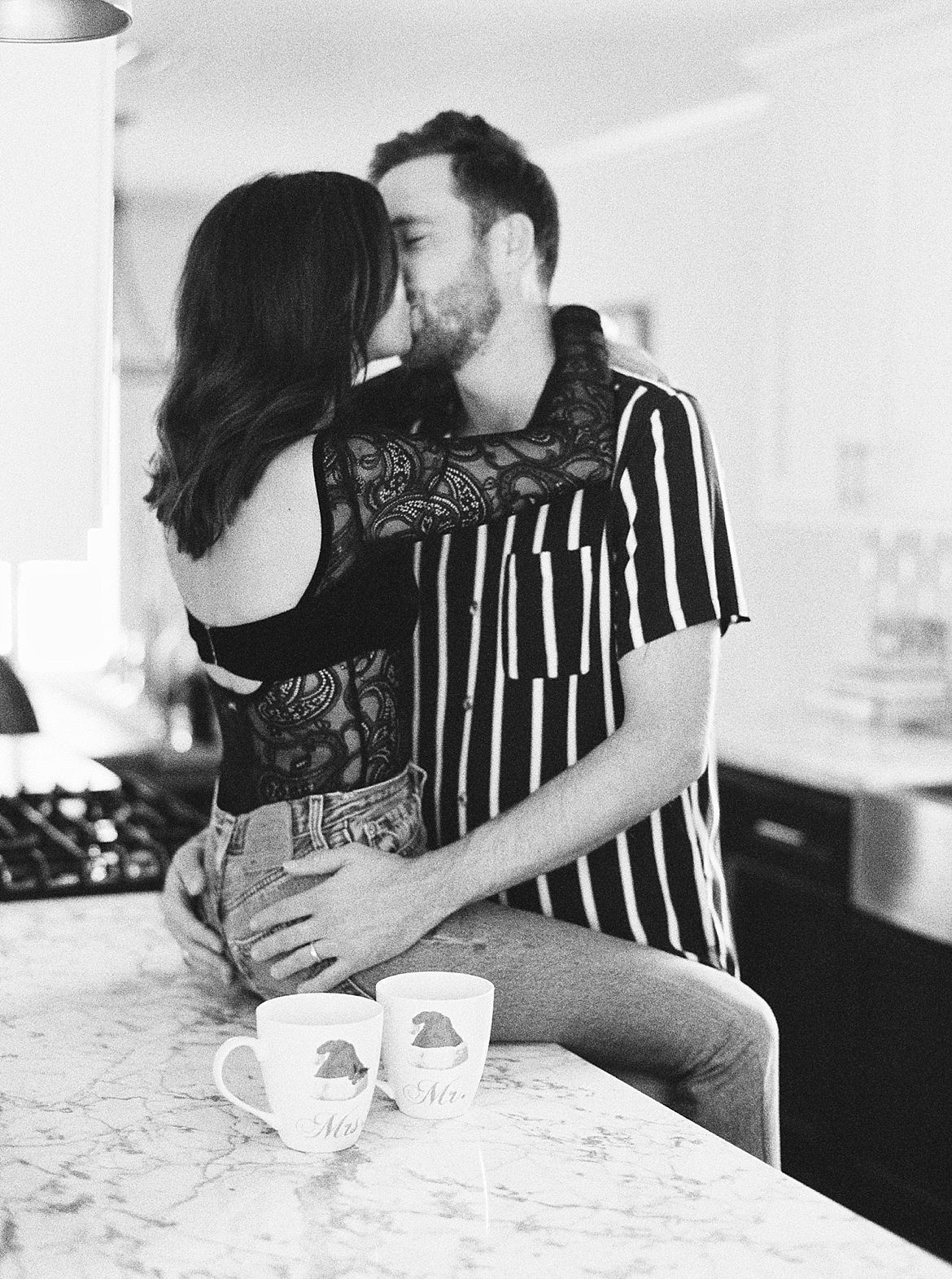 At-Home Couples Session