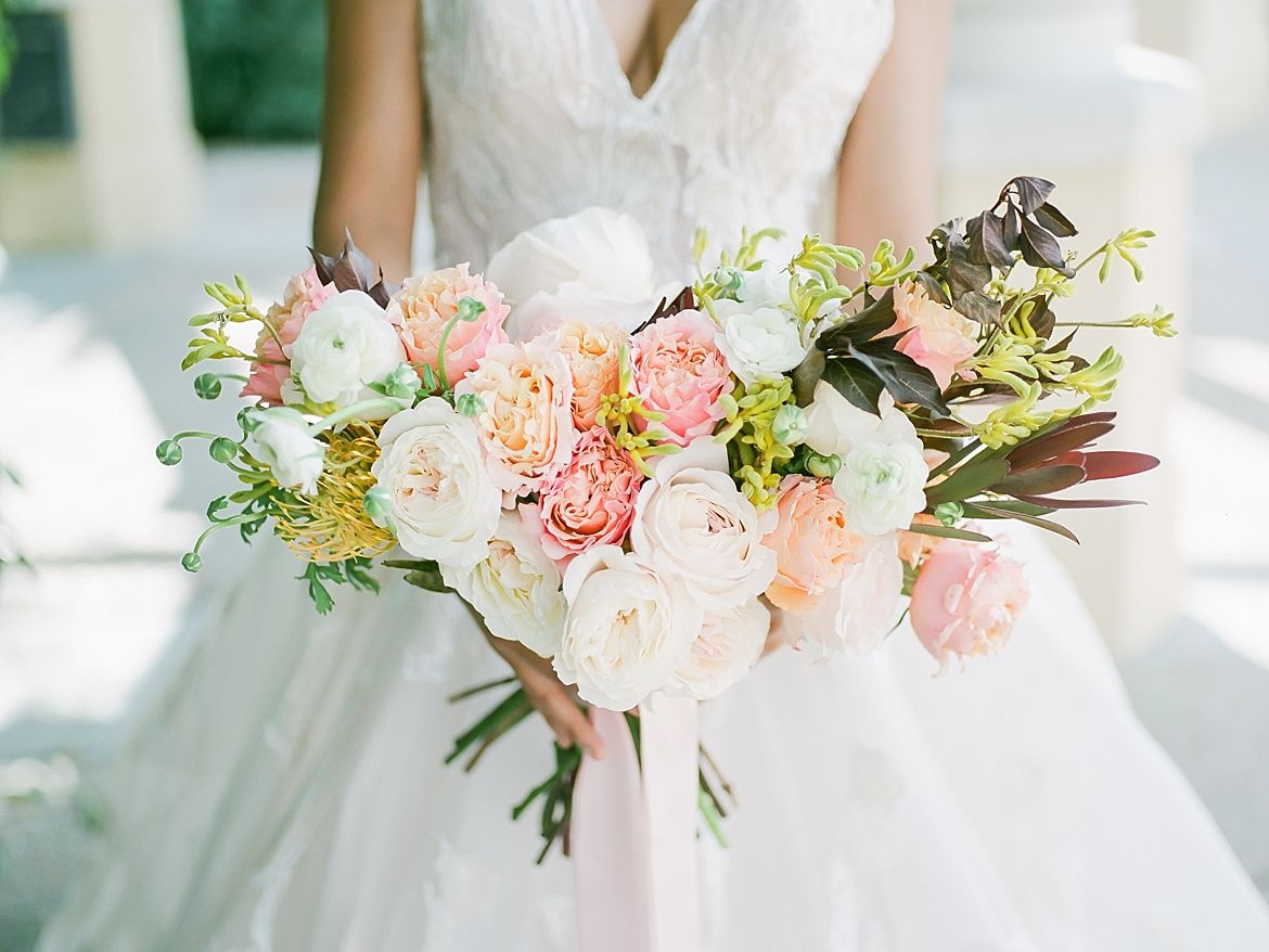 Floral Florida Bridal Inspiration