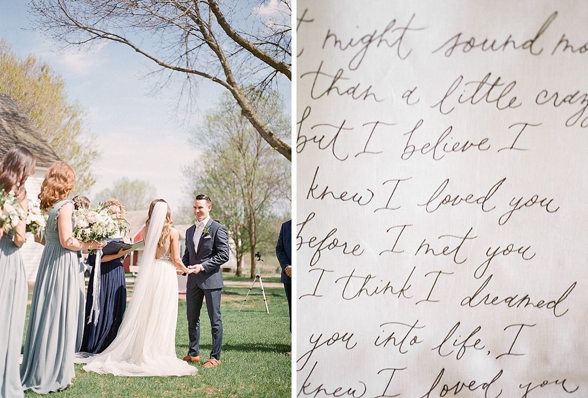 Iowa Historic Venue Wedding Inspiration