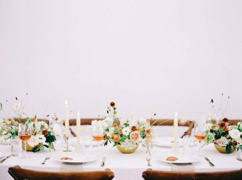 Minimalist Wedding Inspiration