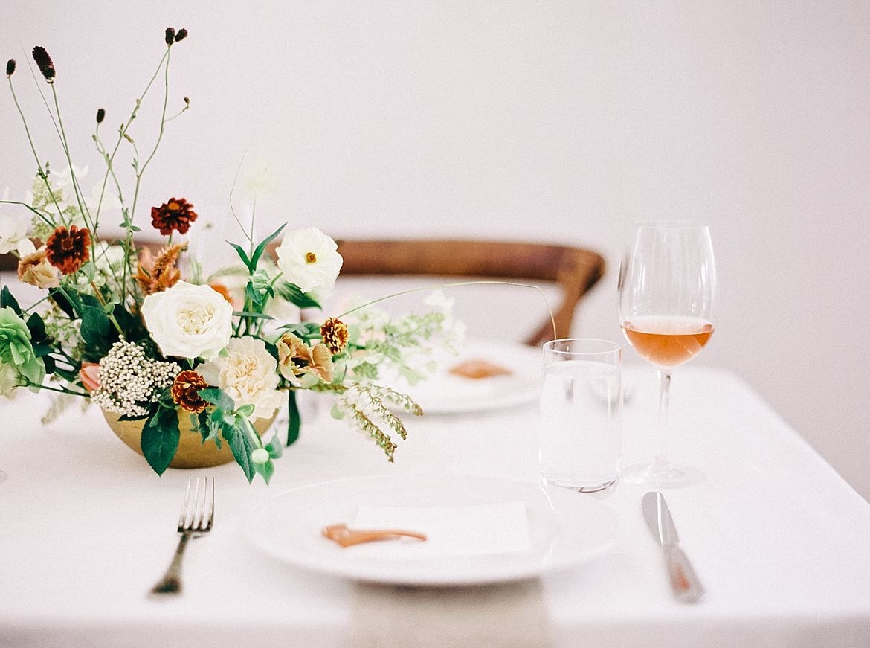 Minimalism Wedding Ideas