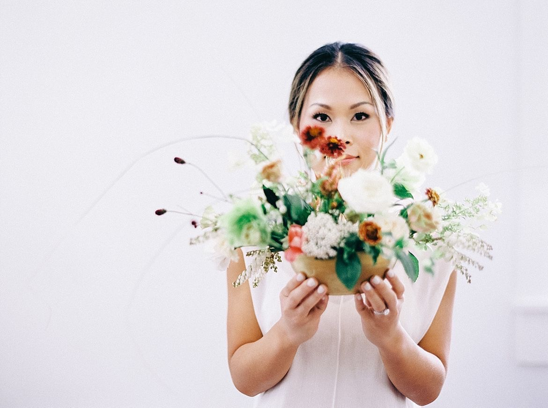 Organic Earthy Wedding Inspiration