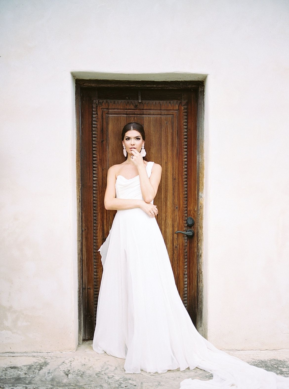Texas Mission Wedding Inspiration