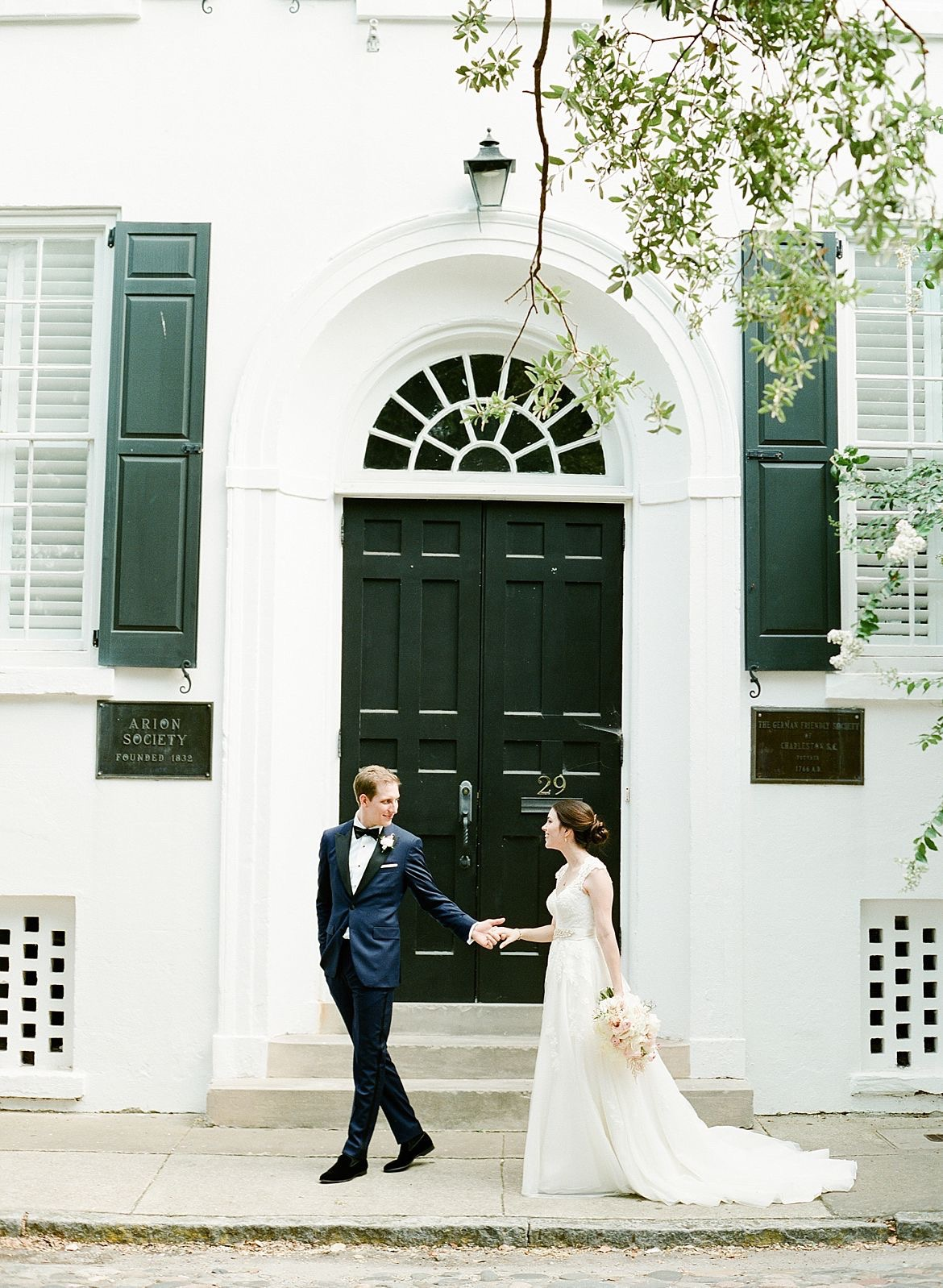Classic Charleston Wedding Inspiration