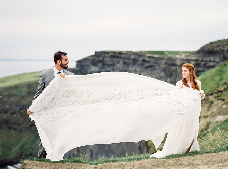 Ireland Elopement Inspiration