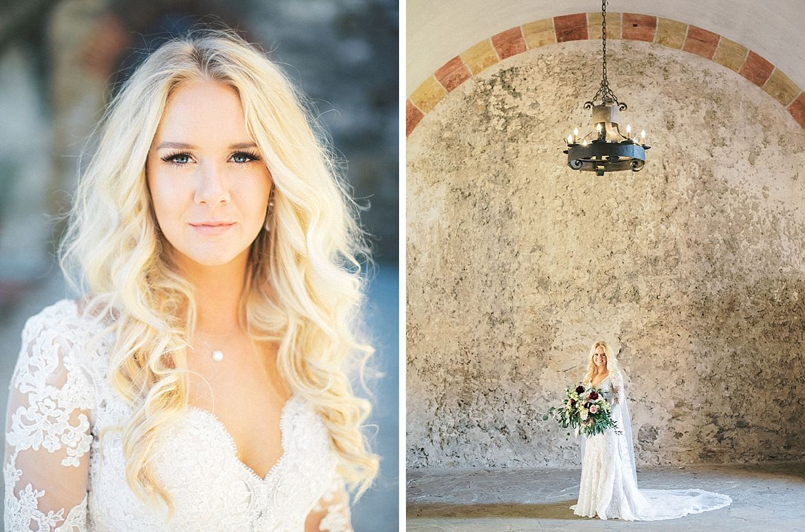 San Antonio Bridal Session