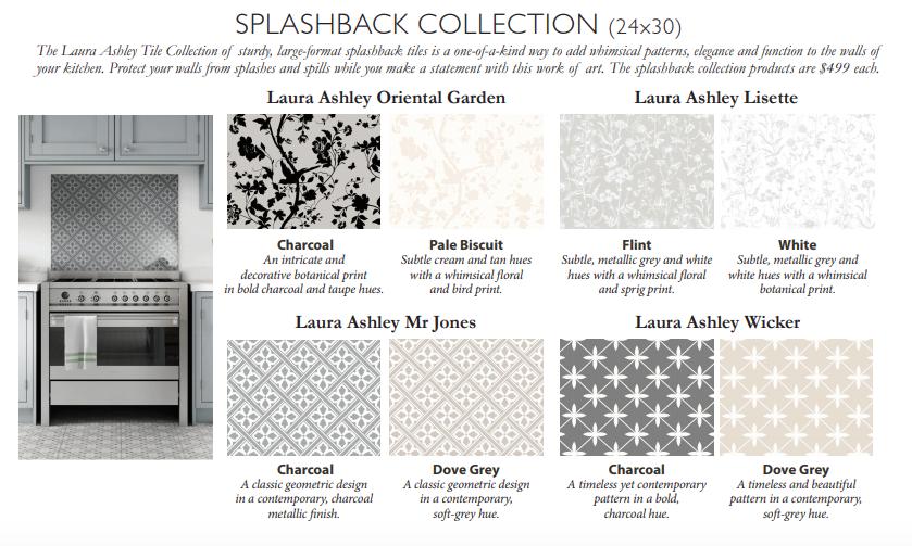 The Tile Shop and Laura Ashley Partner to Launch Unique Splashback ... 8c400fd9b
