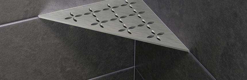 stainless steel shower corner shelves