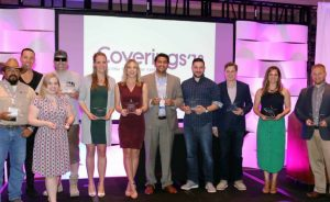 2018 Coverings Rock Stars