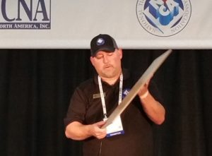 NTCA Technical Trainer Robb Roderick