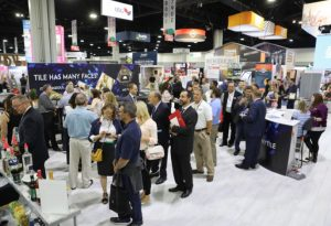TCNA booth